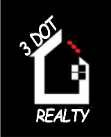 3 Dot Realty Logo